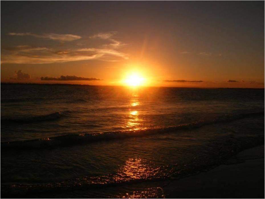 Cacha Pregos(BA) Por do sol