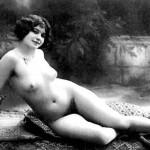 Fotos eróticas de fins do século 19