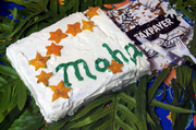 Mahalo Taxpayer Cake