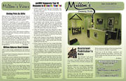 Milton's Grooming Parlor Newsletter