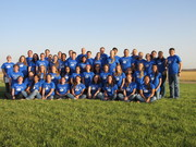 2013 Southern Great Plains Dairy Consortium: Proud to Dairy t-shirts