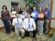 FL students at Southern Dairy Challenge