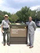 GVJ & U.S. Park Ranger Ted White