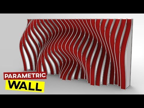 Parametric Wall (Point Attractor)