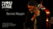 Bennie Maupin @ The 'new' World Stage (2 nights banner)