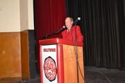 Dick Rippey at Achieve the Honorable 2013