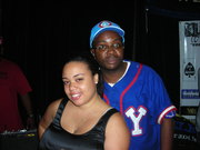 DJ SINCERE WITH R&B ARTIST MISS MICHELLE (1ST PLACE)