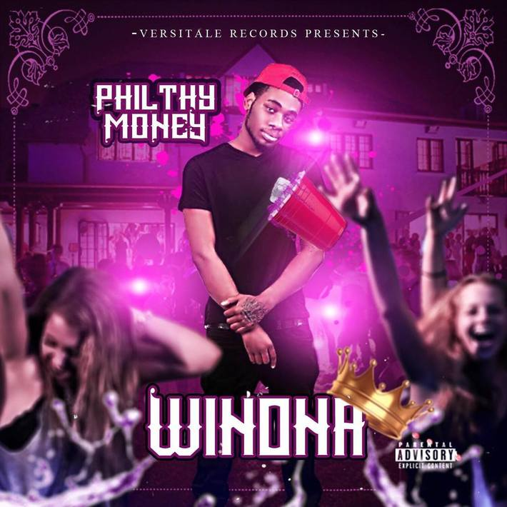 Philthy Money - Winona (Official Cover Art)