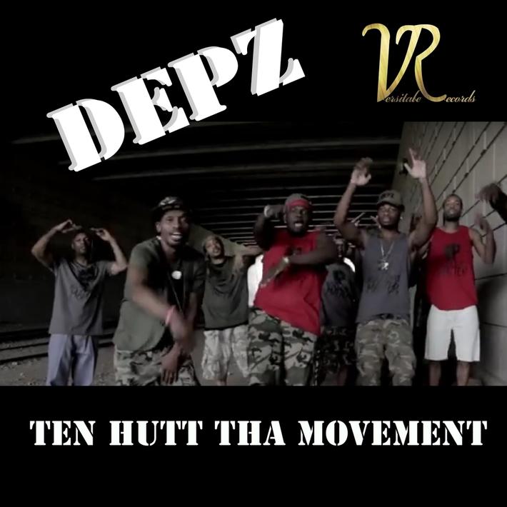 DEPZ - Ten Hutt (Cover Art)