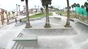 SKATE PLAZA-PARK LA PUNTA -CALLAO CONSTRUIDO Y RE-CONSTRUIDO 2011