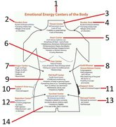 energy centers of the body