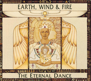 Album Cover - Earth Wind & Fire - The Eternal Dance