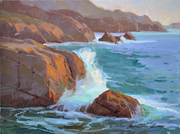 Late Afternoon at Point Lobos
