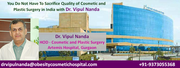 You Do Not Have To Sacrifice Quality of Cosmetic and Plastic Surgery in India with Dr. Vipul Nanda