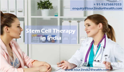 More and more International Patients favour Stem Cell Therapy in India