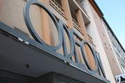 Kinovorführung im ODEON Lichtspieltheater