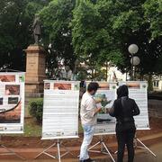 Exposição Oficina 2015 Ocorreu em São João da Boa Vista, SP