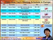Mdm. Jane // del 1ero al 5 de OCT///EN ESPAÑA/ TU TURNO PARA SABER DE GANOTERAPIA