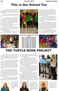 News Page Design-Madi Tice