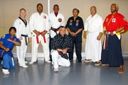 Master Stephen Taylor 7th Degree Black Belt