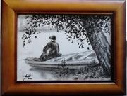 Horgász nyugalom