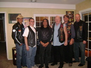 BLACKHORSE NOMADS MC AFTER 39 YRS THEY DROPPED NOMADS & MC ROCKERS AND STARTED BHRCM