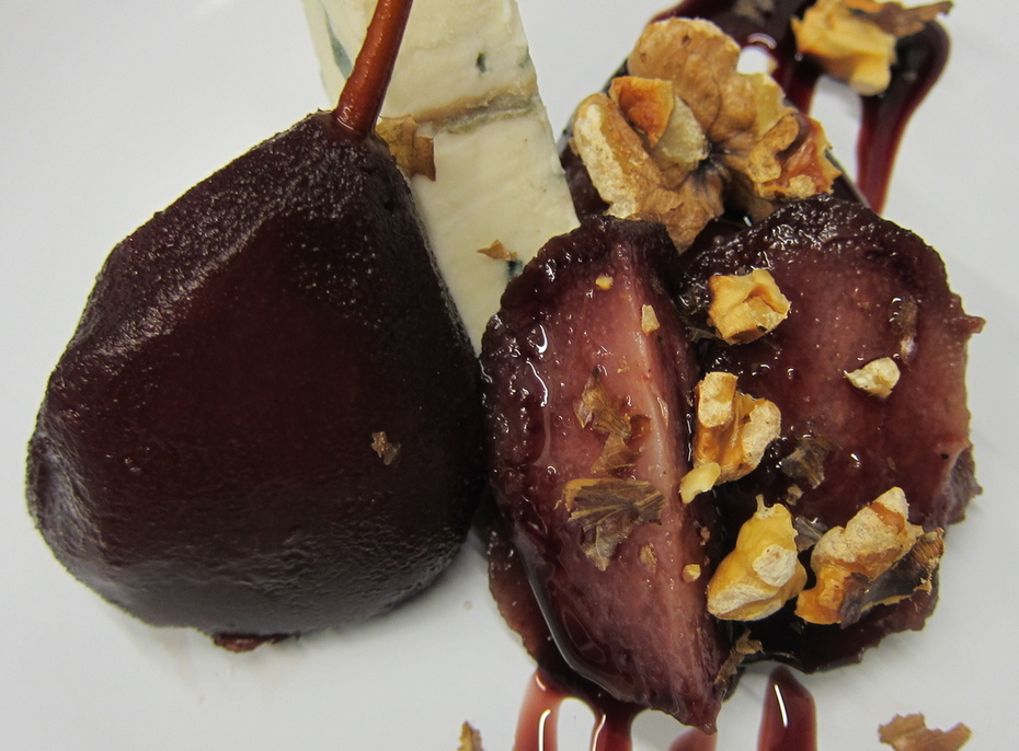 mulled winter pears, dolcalette