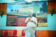 Multispecality Hospital -Ground Breaking ceremony, Sri Mayapur
