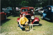 Coy's 32 Ford - 01