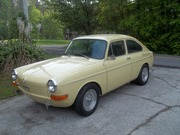 Our '71 VW Fastback