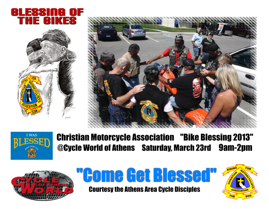 CMA Blessing of the Bikes @ Cycle World