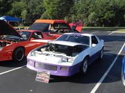 Summit All Gen Camaro and Firebird Show