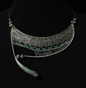 Jewelry in Needle Lace