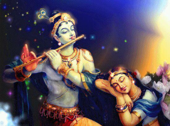 Shri Radhey Krishna