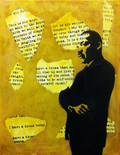 Tribute to Martin Luther King