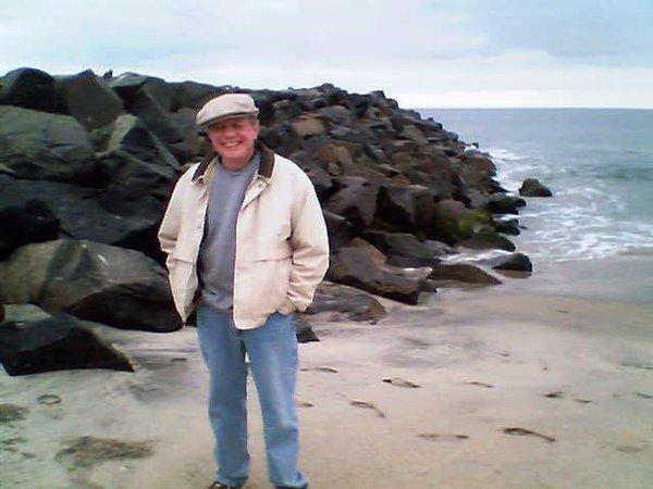 Rod-at-beach