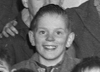 Christmas Play at Boys Industrial School Apx.1956