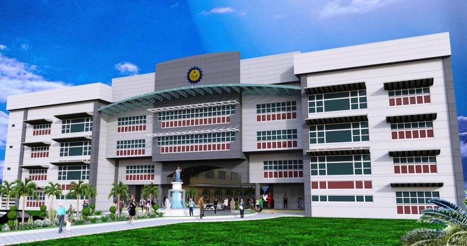 Proposed Western Visayas College of Science & Technology (WVCST) CEA & ICT Building (Scheme 2)