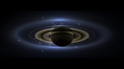 Saturn - The Day the Earth Smiled