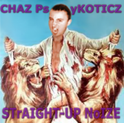 Straight- Up Noize (2011) - COVER ART