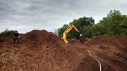 Allamuchy Firefighters Tackle Father's Day Mulch Fire