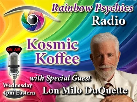 Lon Milo DuQuette on Kosmic Koffee with Kooch