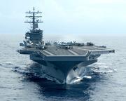 USS Ronald Reagan (CVN 76)  & Carrier Strike Group 7