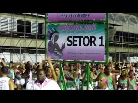 CARNAVAL RIO 2012 ensaios técnicos Dom.05 fev