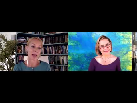 Bonnie Bright, PhD, of Soul-Centered Coaching is interviewed by Olga Ferreras