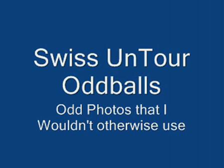 Swiss Odd Lot