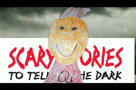 Glog Book Review: Scary Stories to Tell in the Dark