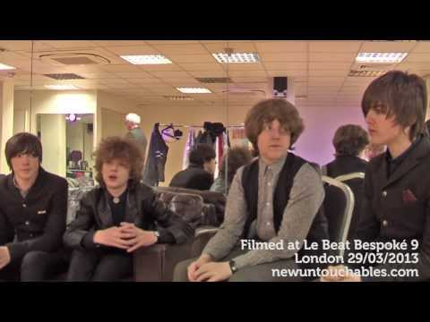 The Strypes Exclusive Interview at Le Beat Bespoke 9