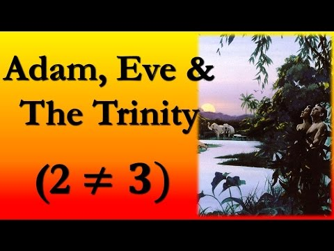 Adam, Eve & The Trinity - Nader Mansour