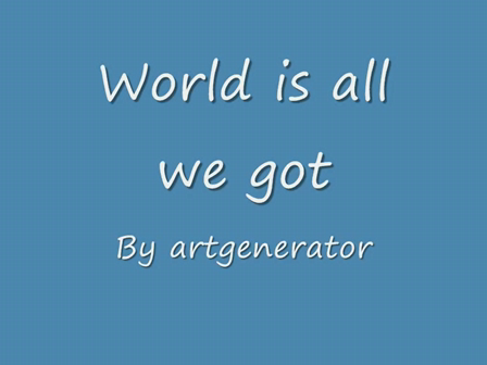 world is all
